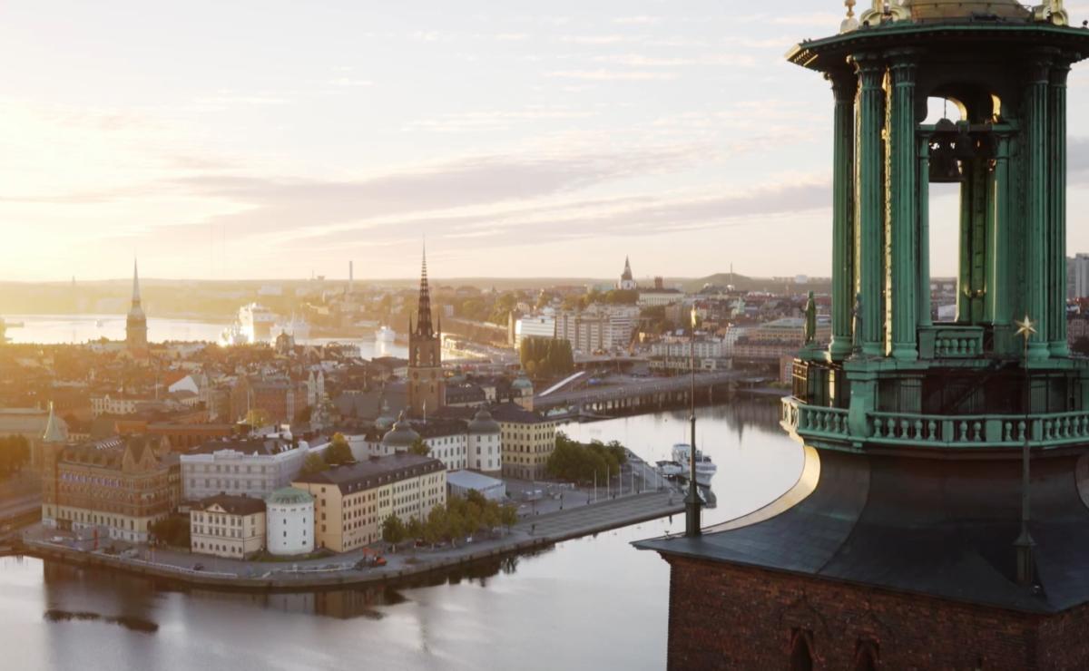 Massive Stockholm