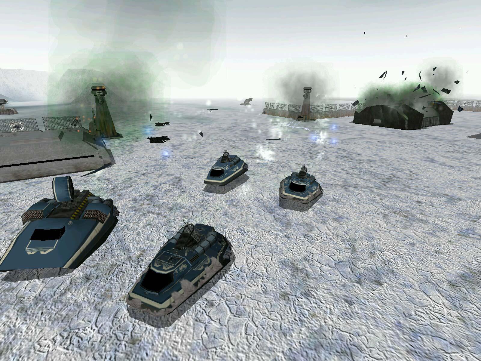 Ground Control - Visuals & Concept