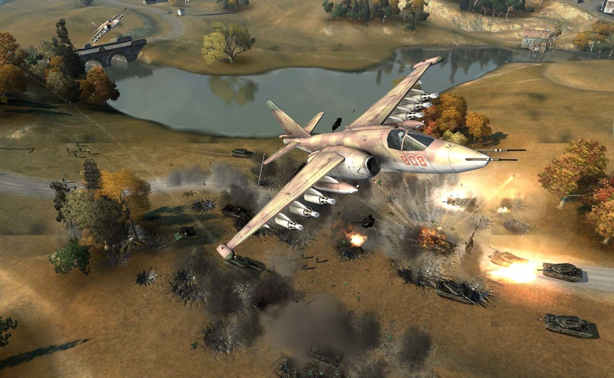 World in Conflict - About the project