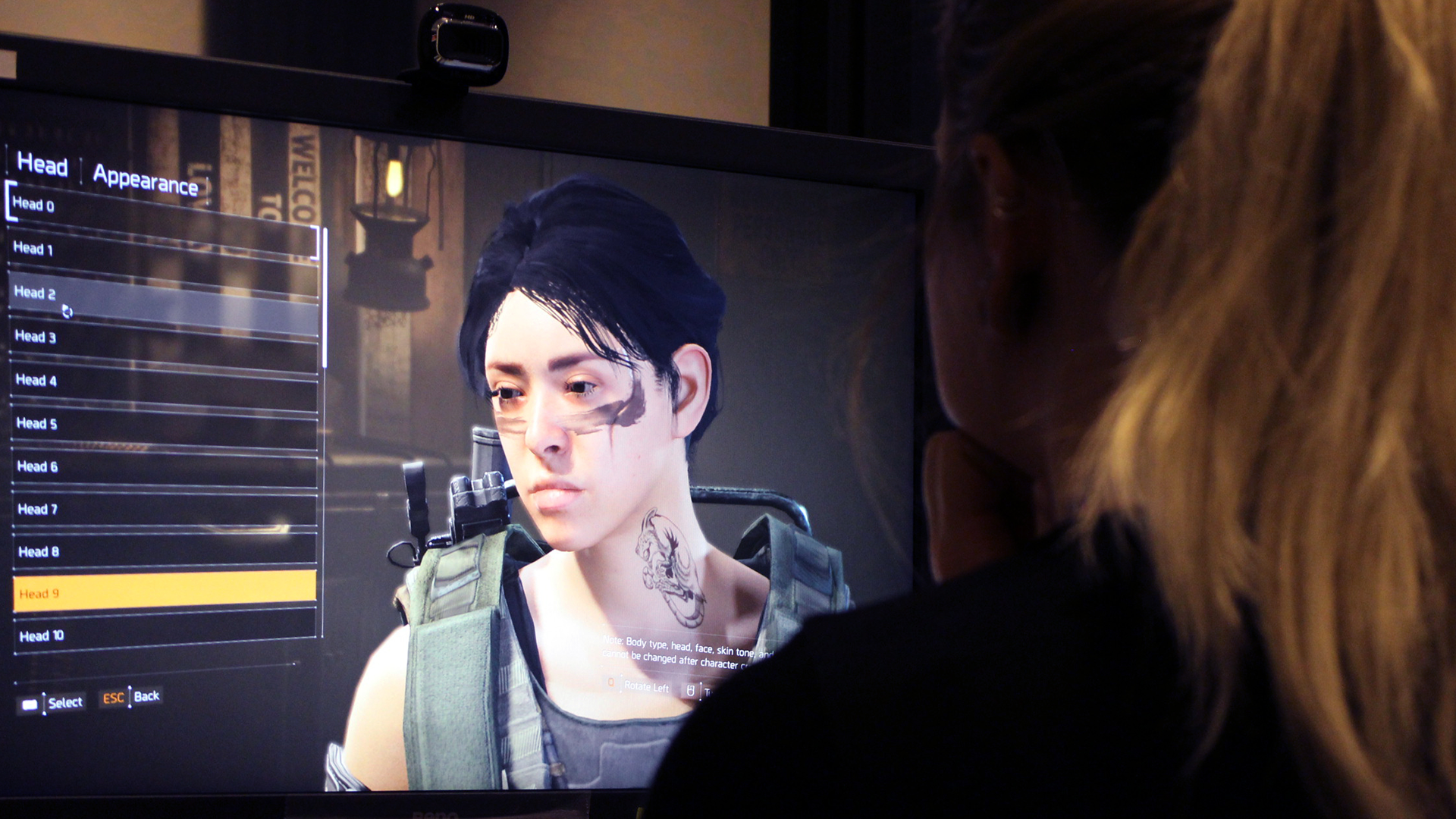 a71b35932 How Tattoos Help Build the World of The Division 2 - Massive
